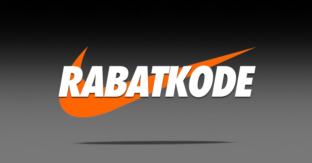Rabatkode til Nike Store
