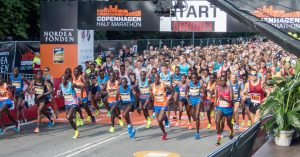 Copenhagen Halfmarathon