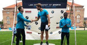 Den hurtigste mand i Danmark - Frederik Schou Nielsen