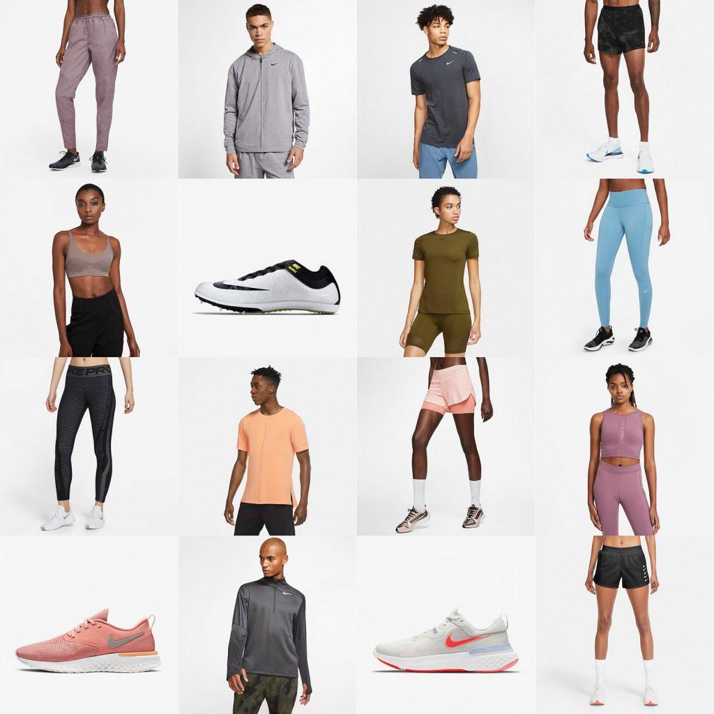 Løbe Udsalg i Nike Store